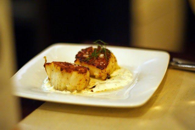 Les 292 meilleures images du tableau id repas de no l nouvel an sur pinterest recettes noel - Cuisiner le foie de lotte ...