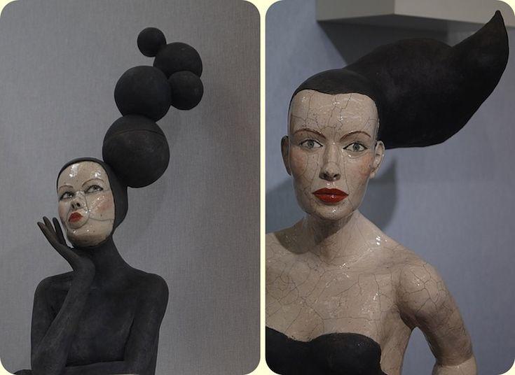 Sculptures en céramiques