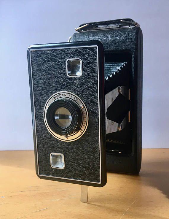Vintage Jiffy Kodak Series ll Six-16 Folding Camera with