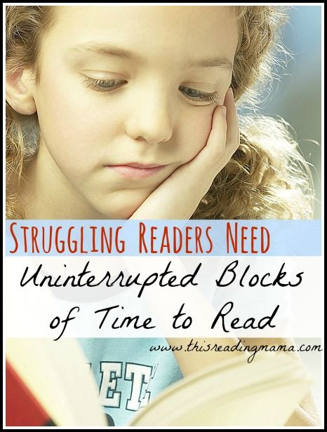 Reading Tutor Network Dyslexia Tutors: Struggling Readers Need Uninterrupted Time To Read