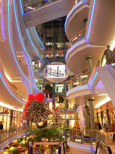 My Zeil, Shopping Mall. Frankfurt, Germany #architecture ☮k☮