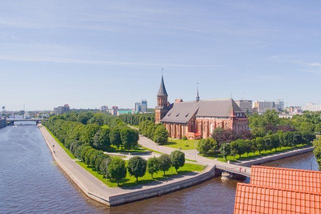 Kaliningrad, Russia - Калининград, Россия