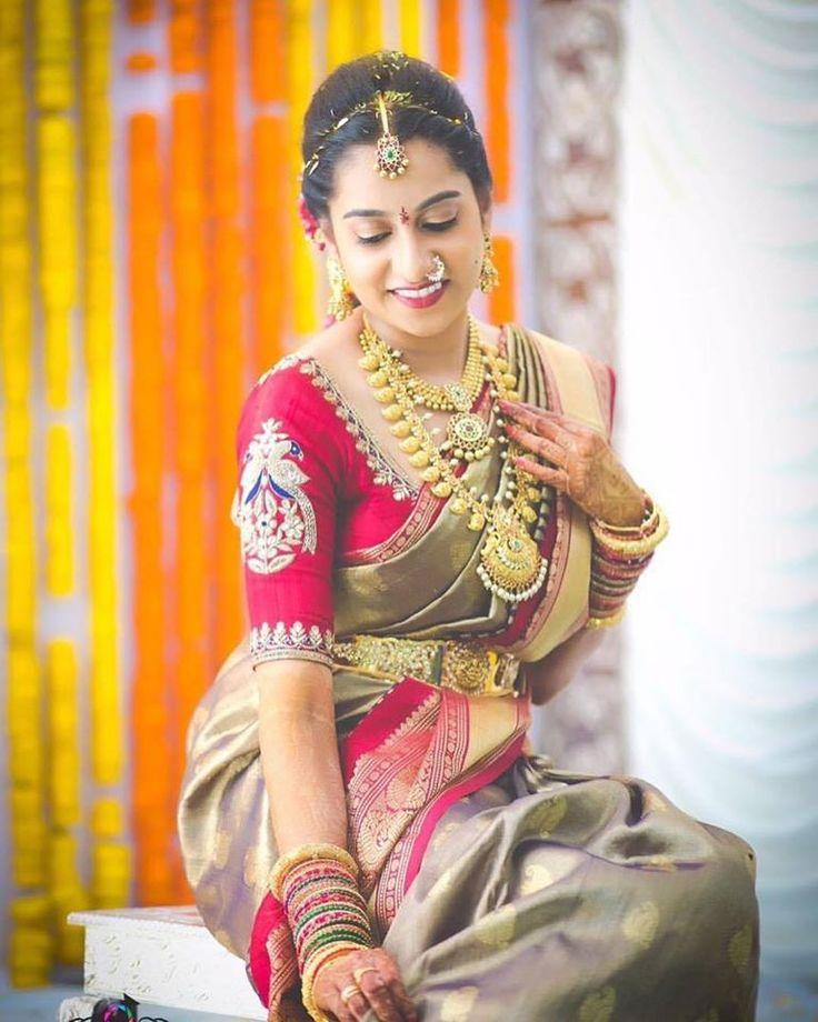 Pin By Ayu Sari On Ruchi Designs: Pin By Latha Naidu On Bridal Wear And Jewels