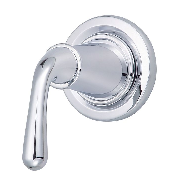 danze bannockburn chrome 1 handle volume control 4port shower diverter includes roughin