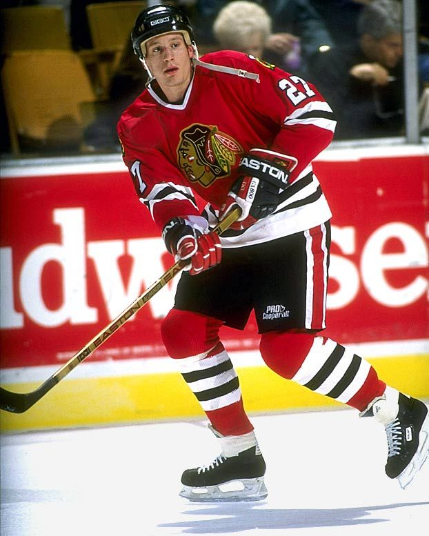 Jeremy Roenick, Chicago Blackhawks