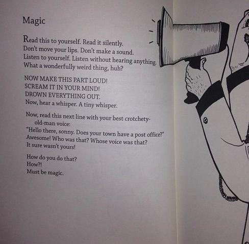 Bo Burnham poem
