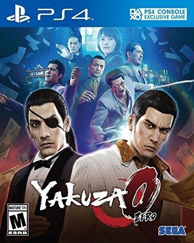 ahora disponible ps4 yakuza 0 zero nuevo sellado