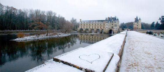 Le château de #Chenonceau