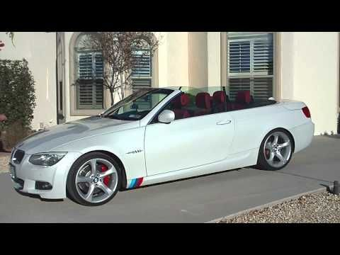 2013 BMW 335i M Sport Convertible for sale by Auto Europa Naples MercedesExpert.com - YouTube