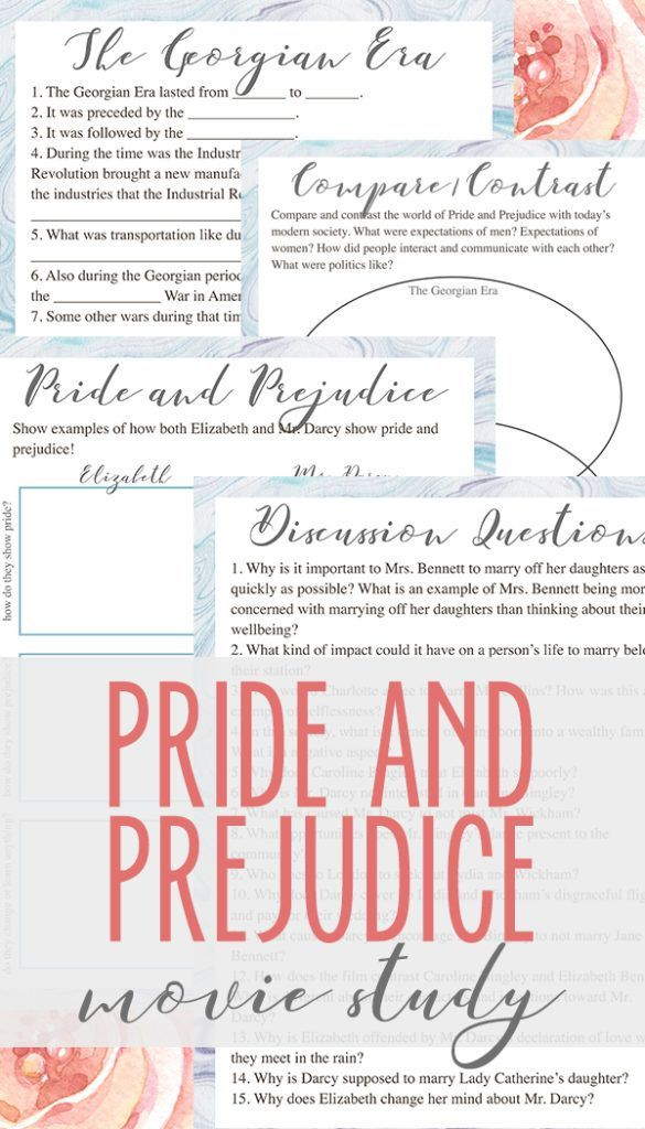 The  Best Pride And Prejudice Analysis Ideas On