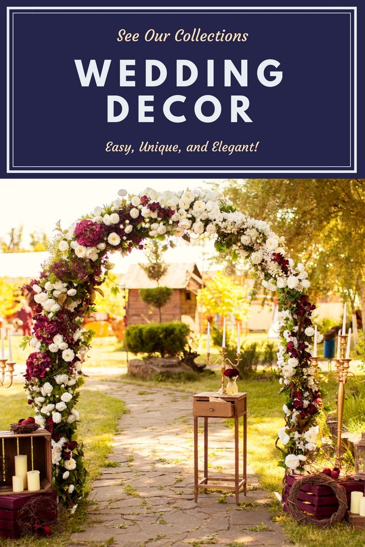 Wedding dinner decoration ideas  Beautify Your Wedding Dinner With The Help Of These BrandNew