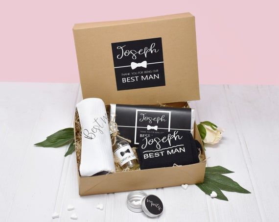 39+ Groomsmen thank you gifts trends