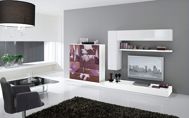 Parete attrezzata moderna http://www.reitanoarredamenti.it/showroom