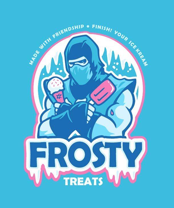 Sub-Zero en vendeur de glaces. Très bon ! Winter-Artwork-illustration-15