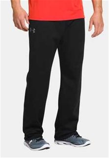 Under Armour Storm Armour Fleece Pants for Men in Black