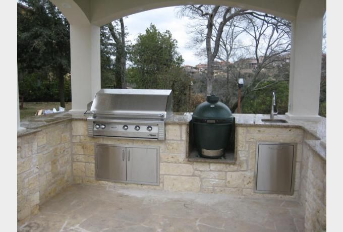 BBQ Grills, BBQ Smokers, Natural Gas Grills, Big Green Egg, Outdoor Kitchens : BBQ Outfitters