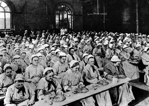 workhouse in Victorian England  I've read so many conflicting stories on workhouses.  I have a feeling that the truth is, like in anything, it all depended on who ran them and what type of person they were.  It sounds like most were pretty awful.