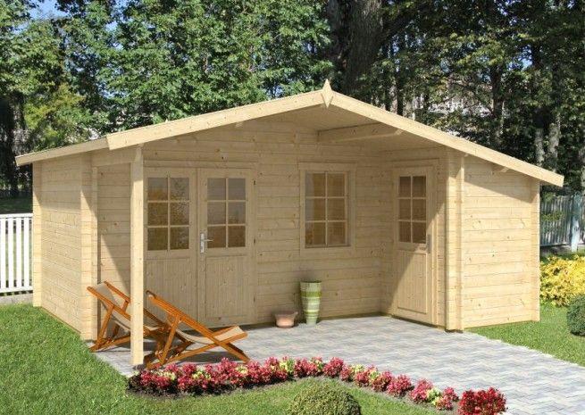 Alpholz Gartenhaus Nordkapp Iso In 2020 Gartenhaus Hauser Mit Pool Haus