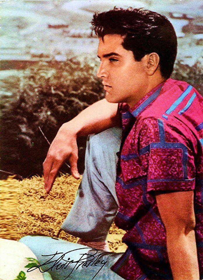 The Nifty Fifties — Elvis Presley