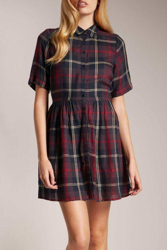 The Chelwood Shirt Dress | Jack Wills  wantwantwantwantwant