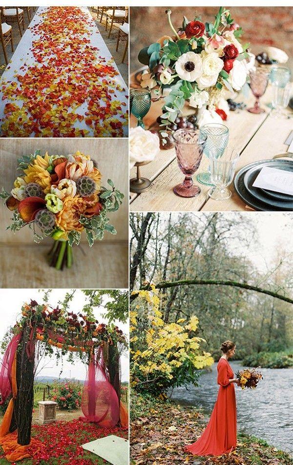 Meine Hochzeit Im Herbst 50 Ideen Fur Atemberaubende In 2018