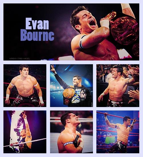Evan Bourne<3
