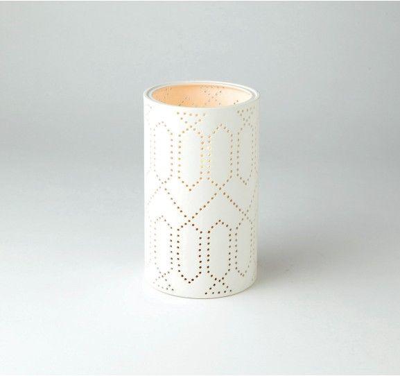 Dotted Trellis Lantern-Medium