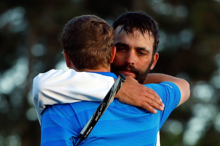 Michael Greller, caddie for Jordan Spieth and resident hunk of the PGA Tour,doesn't have a normal relationship with his boss. Greller was a former Math teacher and thinks of himself as an in…
