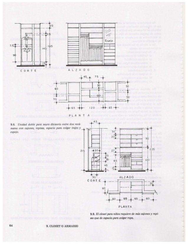 24 best medidas images on pinterest woodworking for Medidas de una casa de xavier fonseca