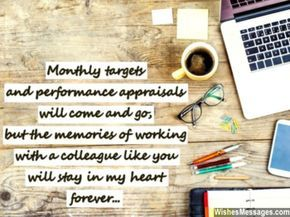 Farewell Messages for Colleagues: Goodbye Quotes for Co-Workers #reply #letter #of #complaint http://reply.remmont.com/farewell-messages-for-colleagues-goodbye-quotes-for-co-workers-reply-letter-of-complaint/ Farewell Messages for Colleagues: Goodbye Quotes for Co-Workers Farewell Messages for Colleagues: Colleagues, team members and bosses who are more friends rather than mere co-workers deserve a special send off. A touching message, heartfelt goodbye quotes, plethora of funny jokes…