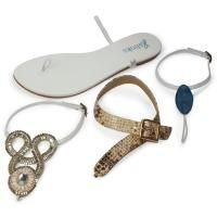 Luxury Summer Sandals, Holiday shoes and Gifts - Slinks by Jane Rafter