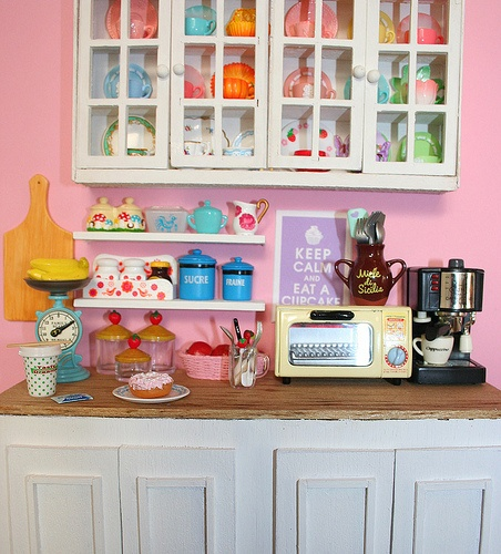 Girly Kitchen Decor: 17 Best Images About Kitchen Theme On Pinterest
