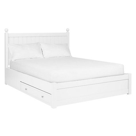 Buy John Lewis St Ives Storage Bed, King Size Online at johnlewis.com