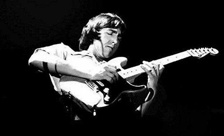 Décès du guitariste Allan Holdsworth!