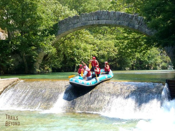 Rafting Adventures Zagoria