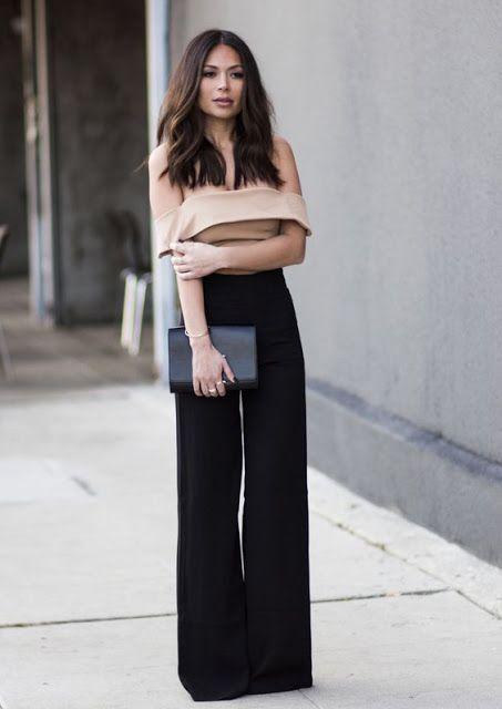 Брюки палаццо - с чем носить и что это такое. ФОТО 2016 известных блогеров в палаццо.В 2016 году палаццо не только остались на гребне популярности, но и имеют все шансы перейти в следующий модный сезон.