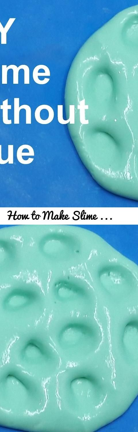 How to Make Slime Without Glue, Borax, Detergent or Shampoo and Baking Soda... Tags: How to Make Slime Without Glue, Slime No Borax, Slime Without Detergent or Shampoo and Baking Soda, Slime Without Detergent or Shampoo and Baking Soda