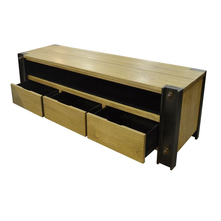 TV Cabinet - OX. Industrial inspired TV Cabinet