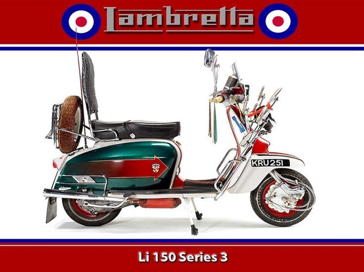 77 best lambretta logos ads old stuff images on Pinterest ...