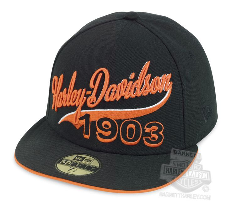 Harley Davidson Fitted Hats: 47 Best Lids Images On Pinterest