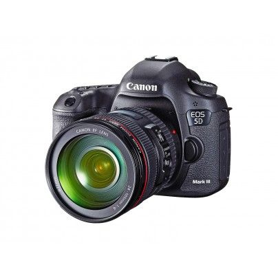 CANON EOS 5D MARK III + 24-105/4L IS USM.