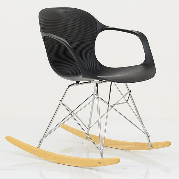 Amazing SLINK ROCKING CHAIR BLACK If You Suffer From Stress, A Rocking Chair May  Help You