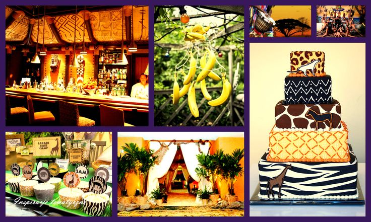 Temat: Safari  Niezwykłe eventy stworzy dla Ciebie http://www.eltoursandevents.com