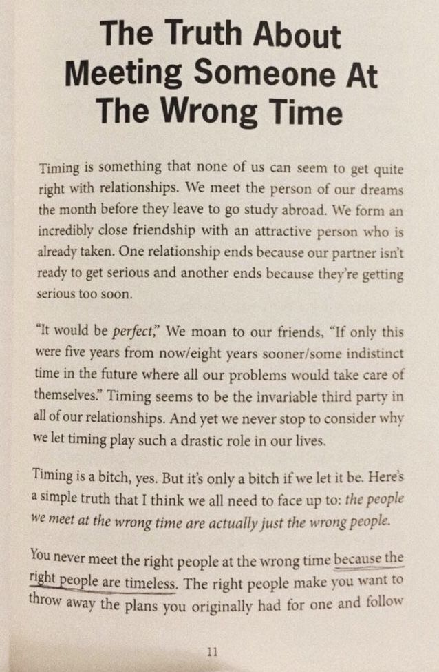 Soulmate | Wrong time, Quantum entanglement, Meeting someone