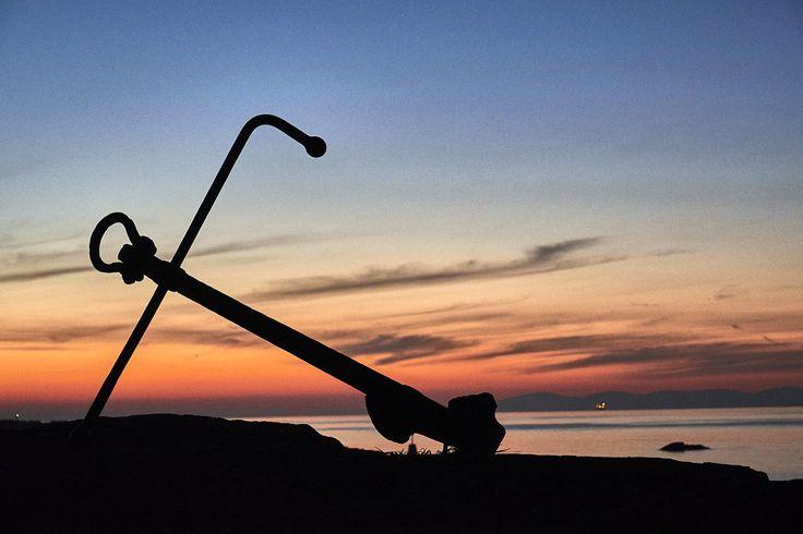 #anchor at #saxepoint #park #sunrise #VictoriaBC