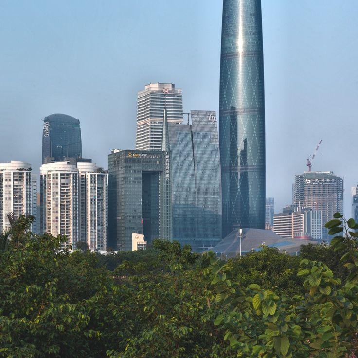 The luxury Four Seasons Hotel, Guangzhou, China - http://www.adelto.co.uk/the-luxury-four-seasons-hotel-guangzhou-china