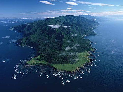 Hokkaido Shiretoko