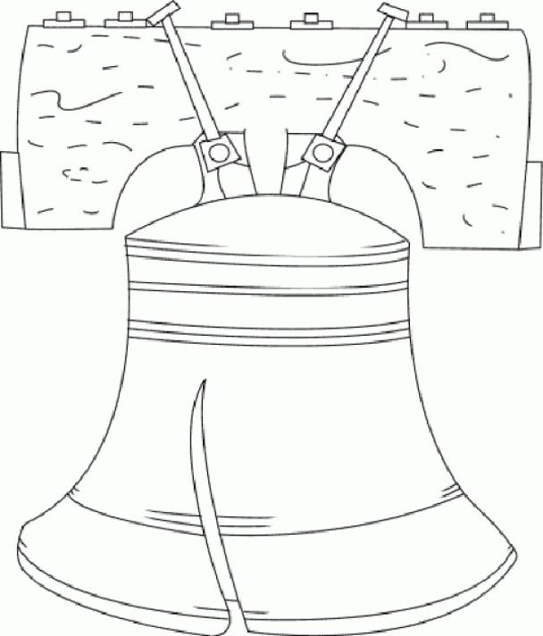 23 patriotic activity coloring pages to help kids celebrate 4th of july liberty bell