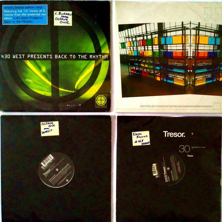 |i| Octave One – Off The Grid EP  (VG+/-)   325 грн.  Stacey Pullen – Todayisthetomorrowyouwerepromisedyesterday  (VG+/VG+)  545 грн. #newindiskultura #diskultura #TrueVinylRecordsStore #kyiv #kiev #киев #київ #kyivshop #vinyl #винил #пластинки  #OctaveOne #Detroit#Tresor #StaceyPullen 