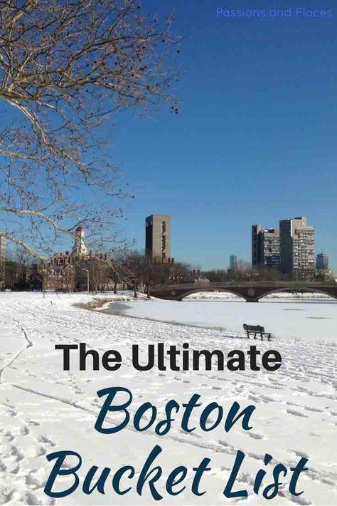the ultimate boston bucket list travel boston travel boston rh in pinterest com